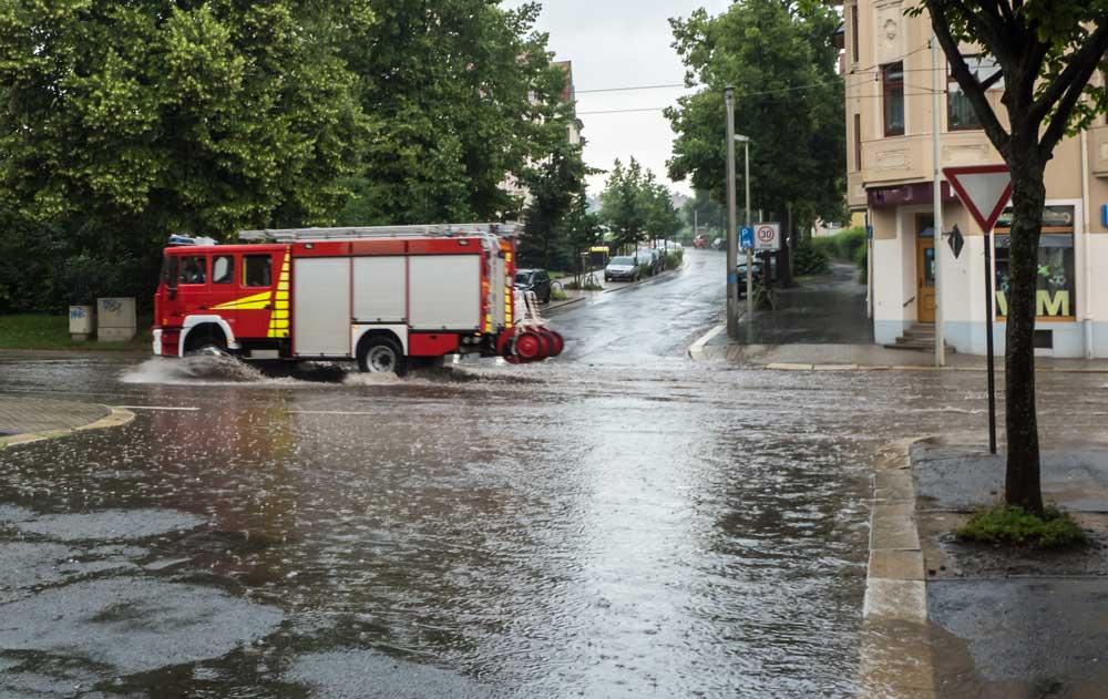 """Seminar """"Klima- und wetterbedingte Einsätze"""""""