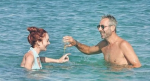 Lindsay Lohan ile Murat Aslan aşk yaşıyor