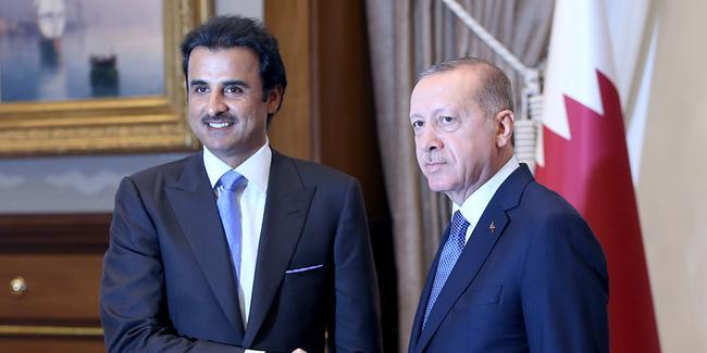 Katar Türkiye'ye 15 milyar dolar yatırım yapma kararı aldı