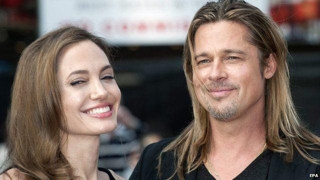 Angelina Jolie Brad Pitt çiftinin zamanında aynı kuaförde takıldıklarının kanıtı 10 fotoğraf
