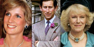 Prenses Diana, Prens Charles ve Camilla Parker'ın aşk üçgeni ve Diana'nın hüzünlü ölümü...
