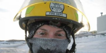 Evet, Antarktika'da da itfaiye var