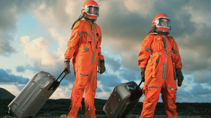 Uzay Turizmi başlıyor!