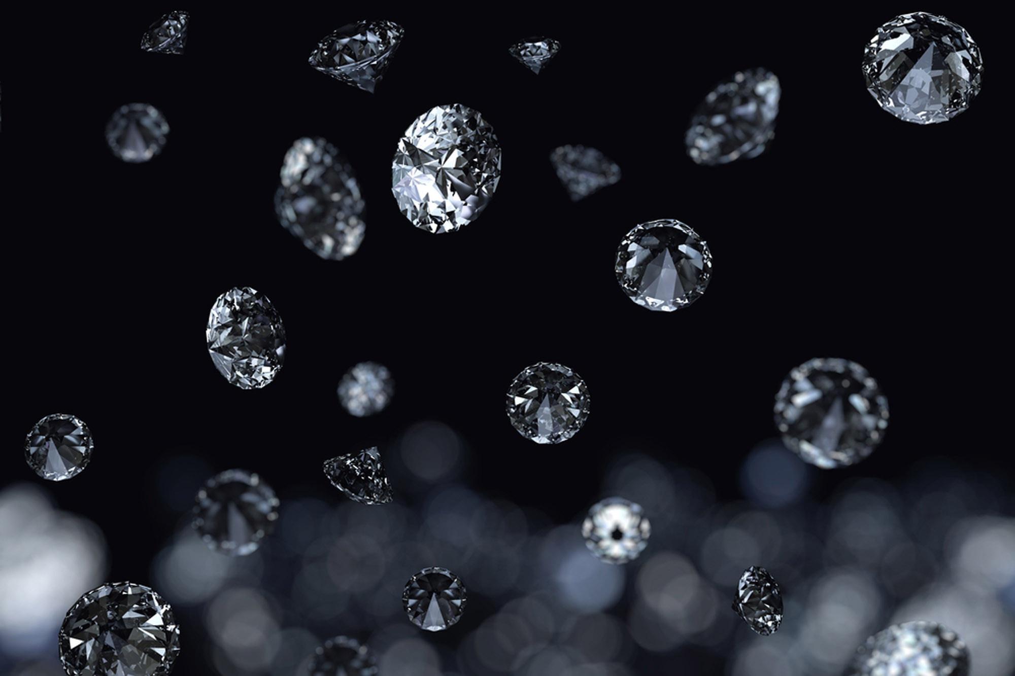 Diğer gezegenlerde yağmur ne olarak yağıyor? Kimisinde asit, kimisinde petrol, kimisinde elmas yağmuru! Evet yanlış duymadınız...