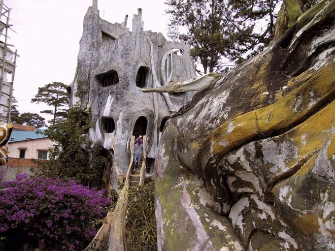 Dünyadaki en ilginç 10 mimari yapı