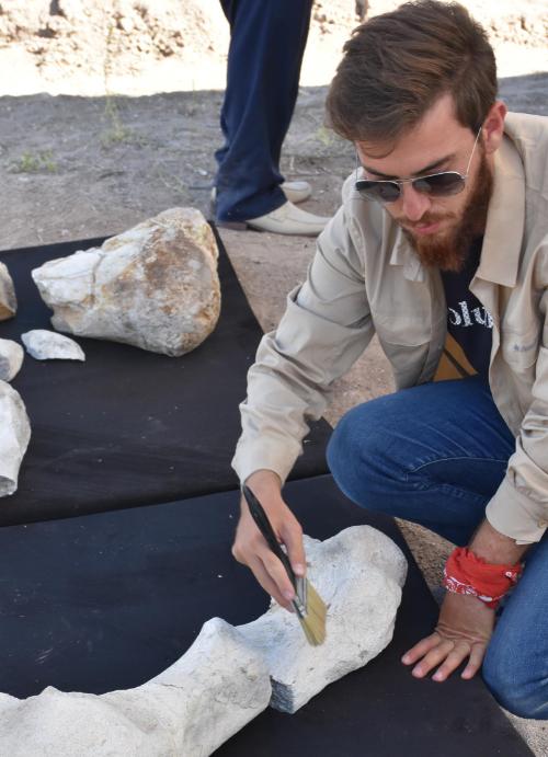 Kayserili bir çobanın bulduğu fosiller tarihi yeniden yazdırabilir!