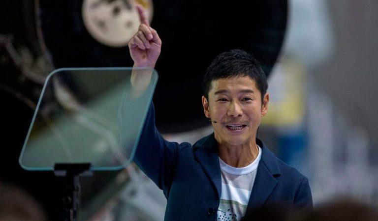 """Ay turisti Yusaku Maezawa ile tanışın: """"Ay'a gideceğim…diğer herkesten biraz önce"""""""