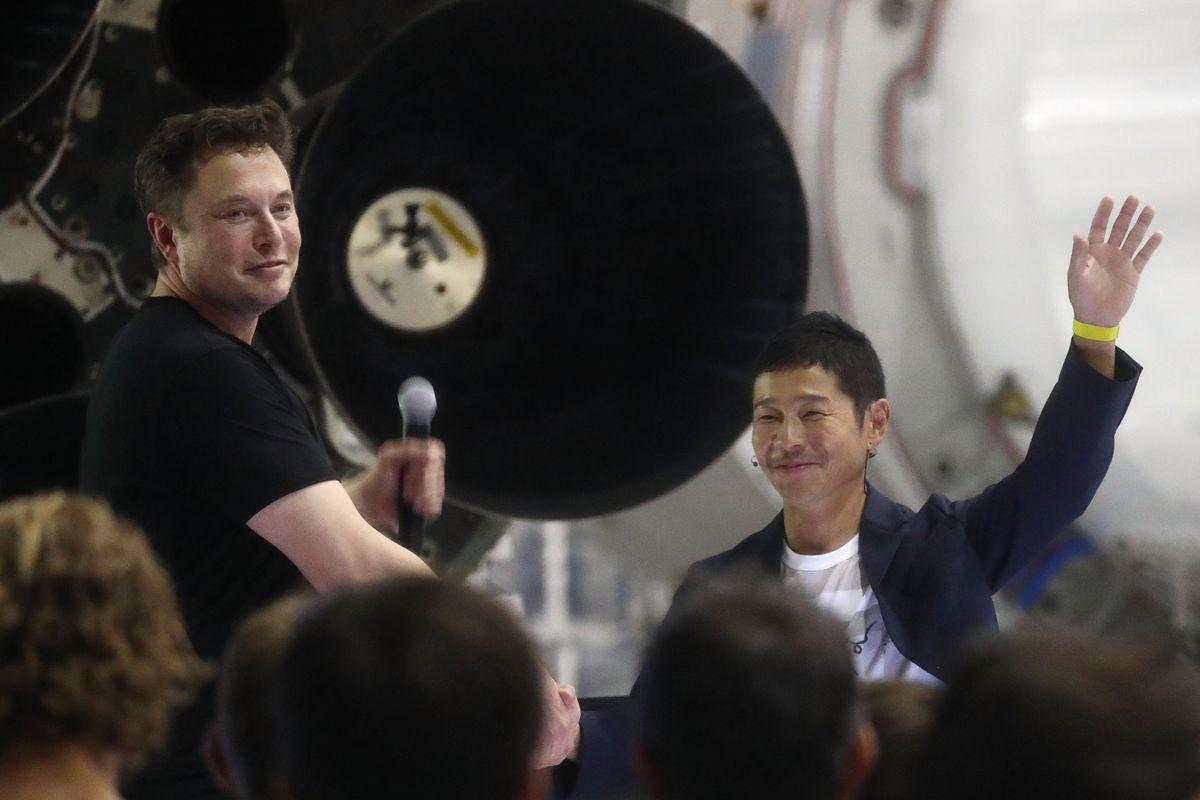 """Ay turisti Yusaku Maezawa ile tanışın: """"Ay'a gideceğim...diğer herkesten biraz önce"""""""