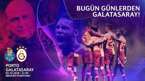 Bugün günlerden Galatasaray