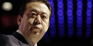 INTERPOL başkanı Meng Hongwei kayboldu!
