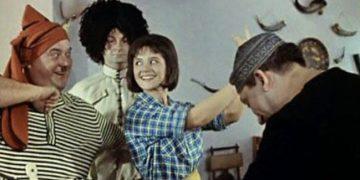 Sovyet filmlerinde Türk teması