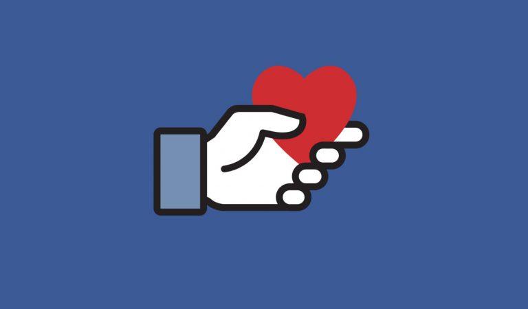 Facebook afet kurbanlarına yardım için kriz bağış düğmesi ekliyor