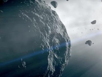 NASA, dünyadaki yaşamın nasıl başladığına dair soruları yanıtlayabilecek asteroide ulaştı