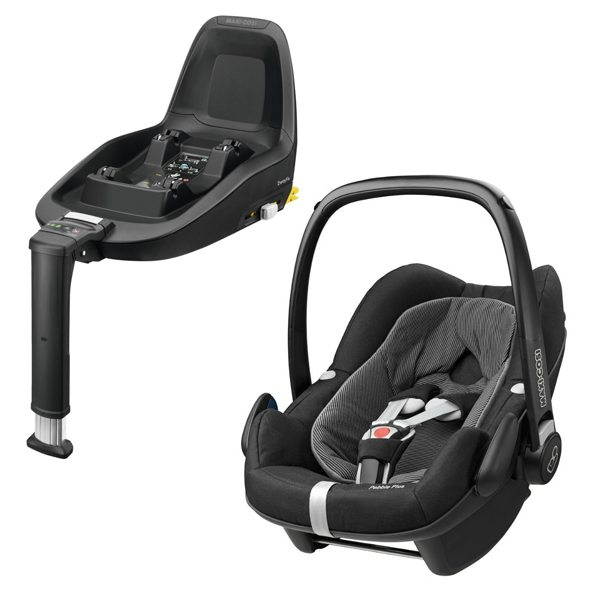 maxi cosi pebble plus 2way fix base black raven. Black Bedroom Furniture Sets. Home Design Ideas