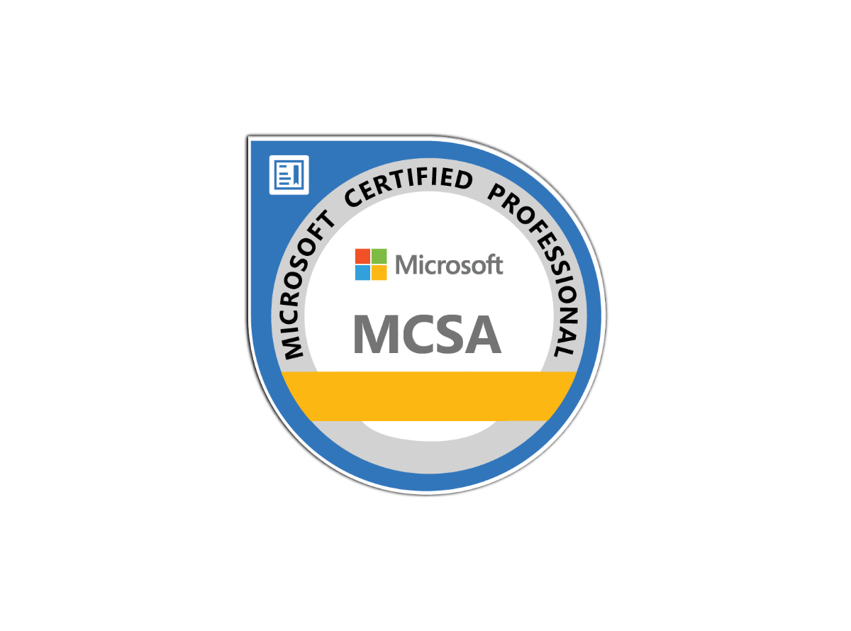Logo MCSE Cloud Platform and Infrastructure