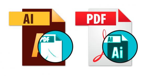 Dateien in Illustrator
