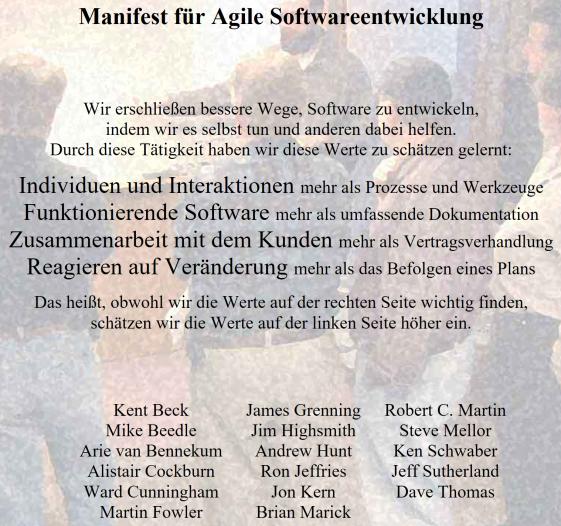 Agile Manifesto