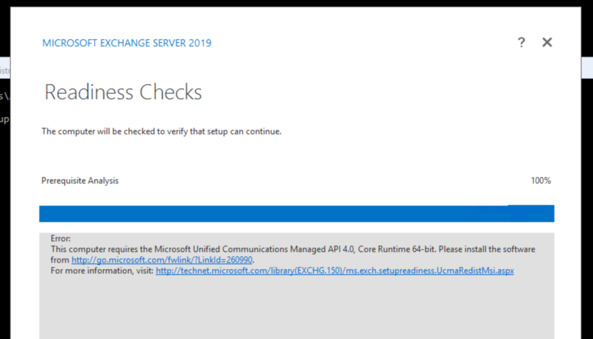 Microsoft Exchange Server 2019 - Preview