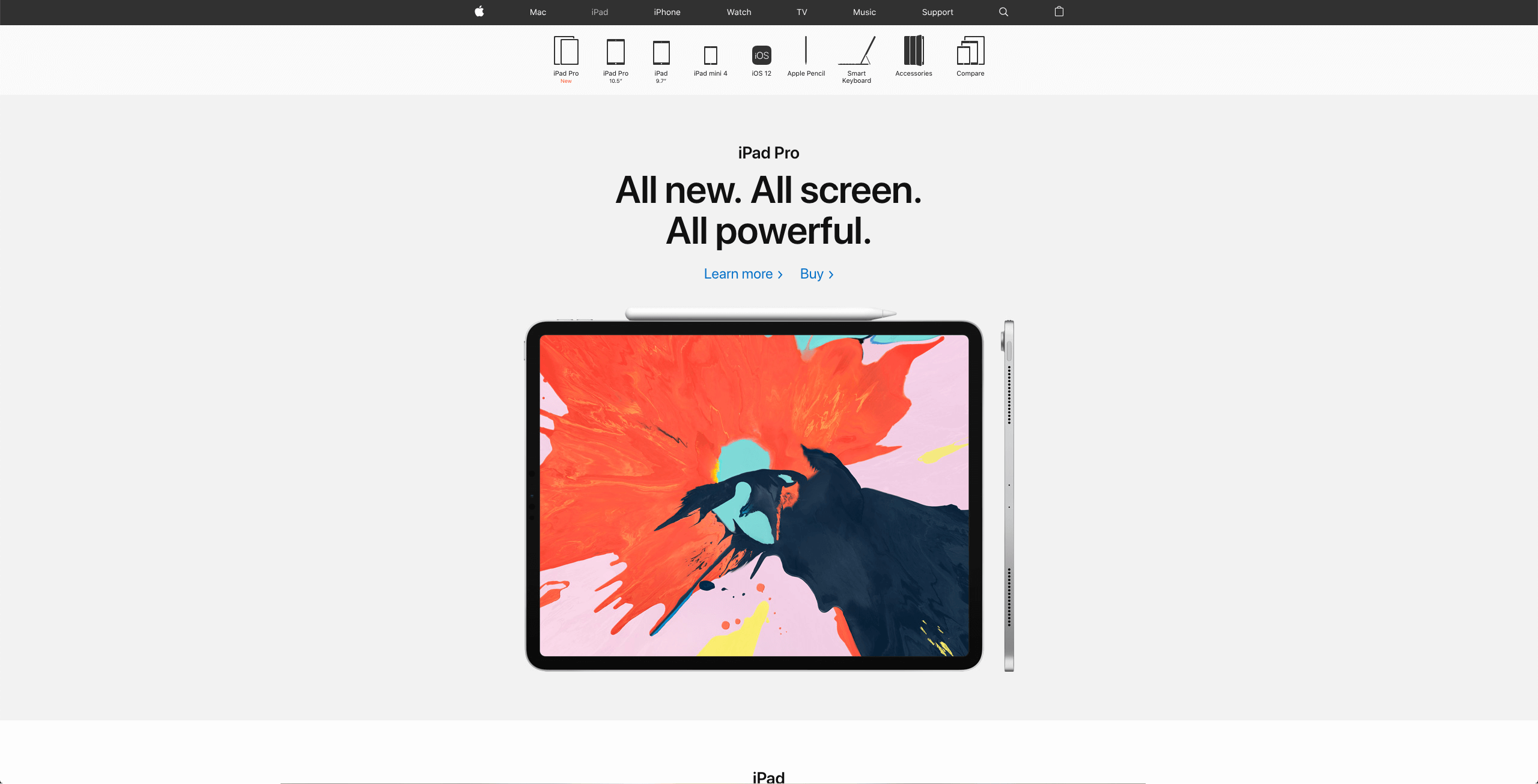 ux - User needs Apple