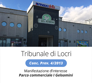Complesso commerciale Parco Commerciale - I Gelsomini