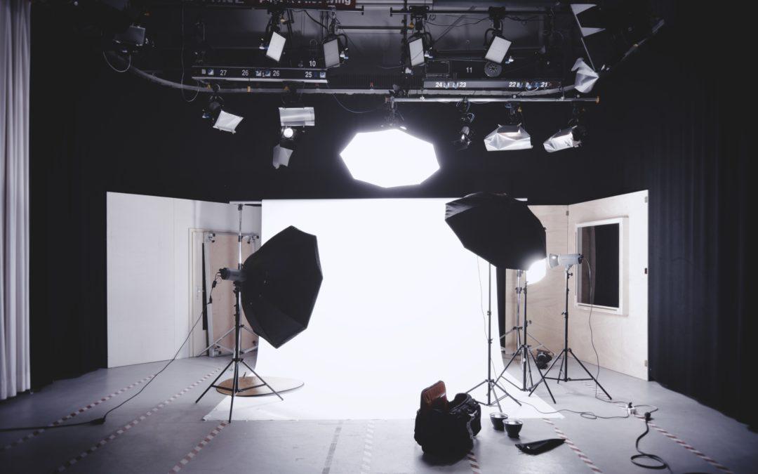Optimale Beleuchtung für das hauseigene Fotostudio