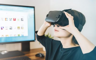 How VR and AR will shape the retail future.