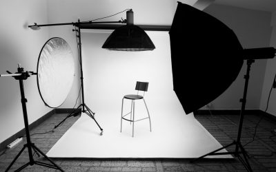 Understanding basic studio lighting for your DIY home studio.