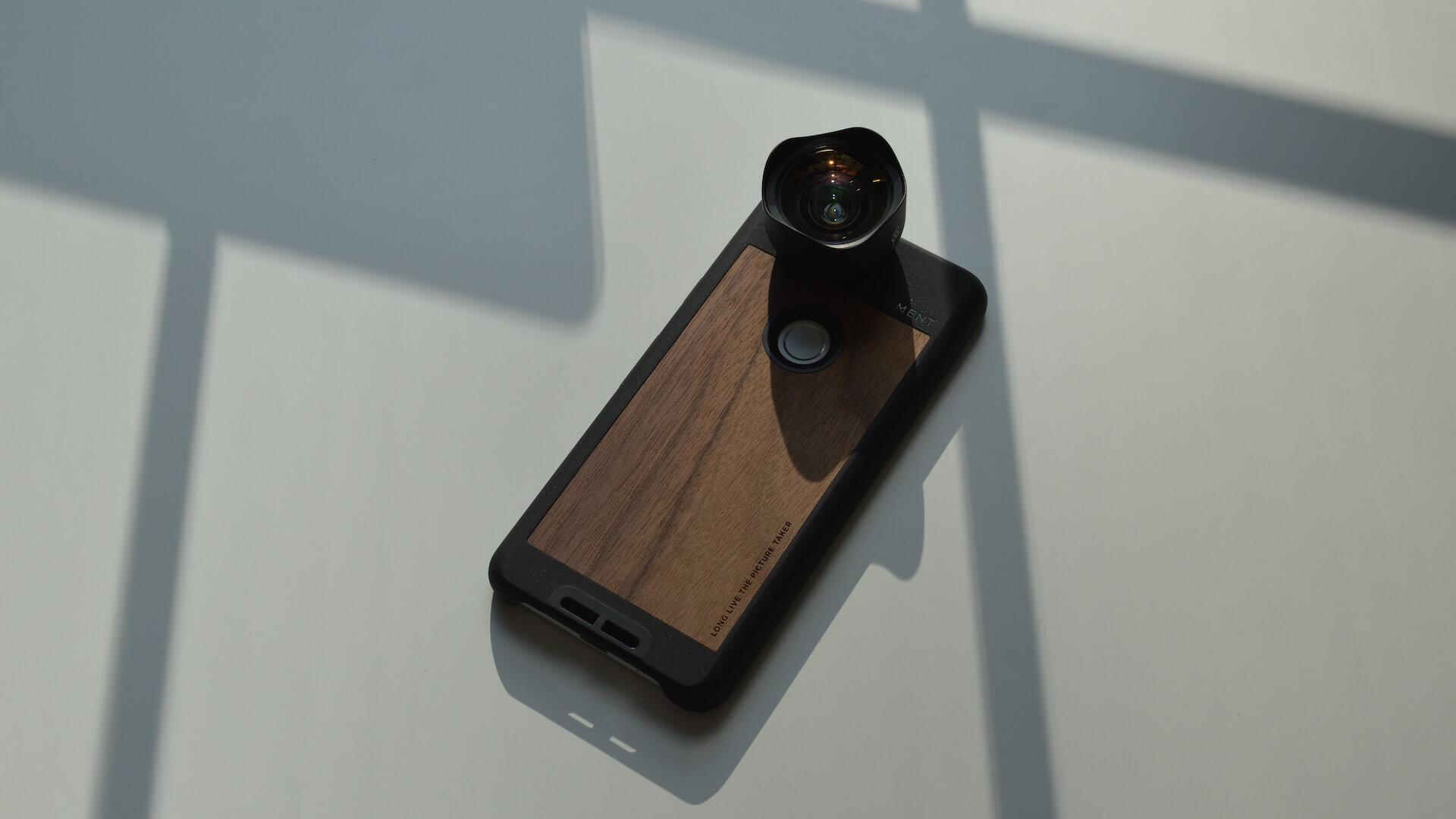 iphone external lens gadget