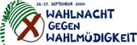 Logo der Wahlnacht