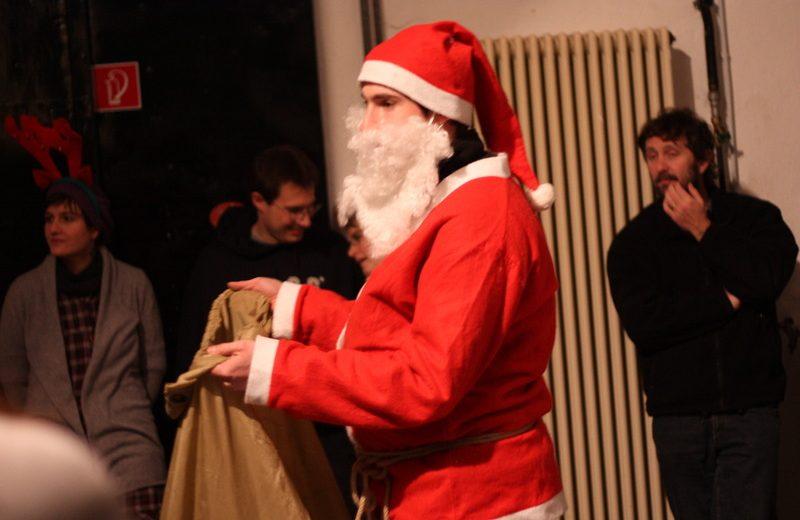 Weihnachtsmann!