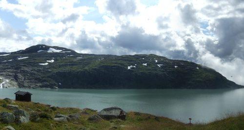 Stausee in der Hardangervidda