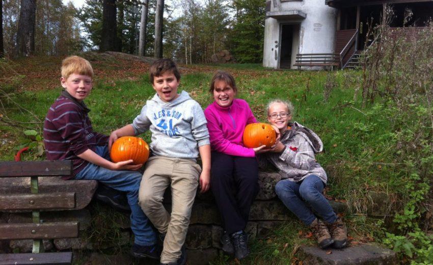 Herbstlager auf dem Mahlberg