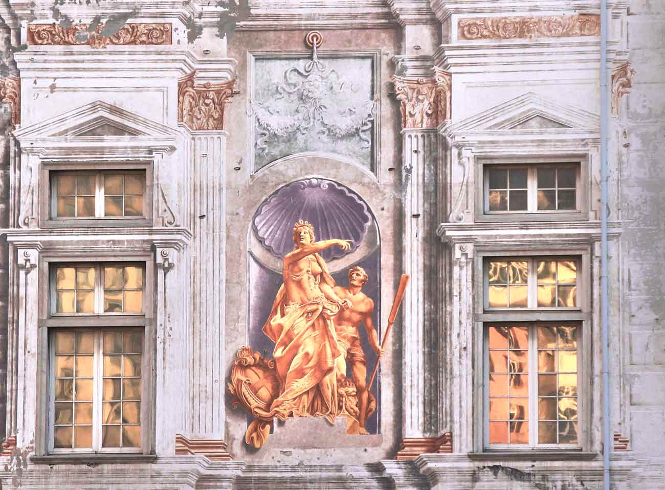 la nuova comunicazione di Italia Nostra Genova con dpsonline*