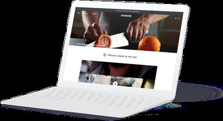 Shopify Store Development for Kitchen Knife Manufacturer Artisan Revere
