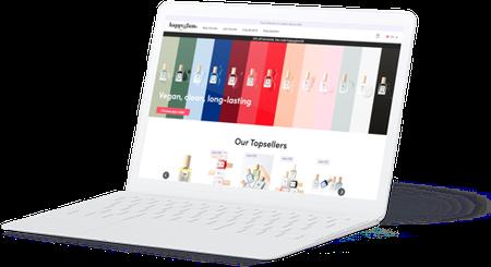 Website Performance Optimization for Happyglam