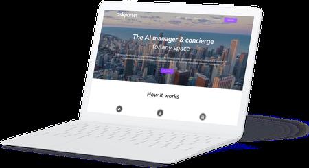 The 24/7 Digital Property Assistant and Management Platform for AskPorter