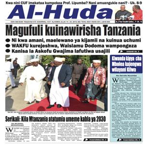 Magufuli kuinawirisha Tanzania