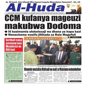 CCM kufanya mageuzi makubwa Dodoma