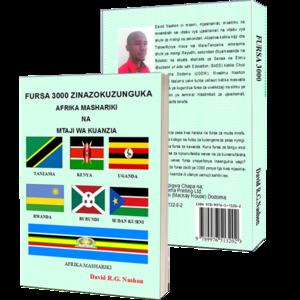 FURSA3000 ZINAZOKUZUNGUKA AFRIKA MASHARIKI NA MTAJI WA KUANZIA