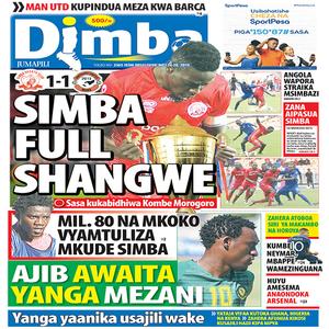 SIMBA FULL SHANGWE