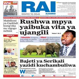 Rushwa mpya yaibuka vita ya ujangili