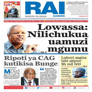Lowassa  Nilichukua uamuzi mgumu