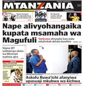 Nape alivyohangaika kupata msamaha wa Magufuli