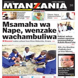 Msamaha wa Nape  wenzake wachambuliwa