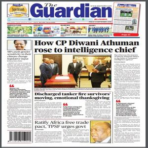 13 SEPT 2019  THE GUARDIAN