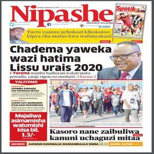 16 SEPT 2019  NIPASHE