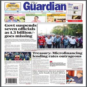 16 SEPT 2019  THE GUARDIAN