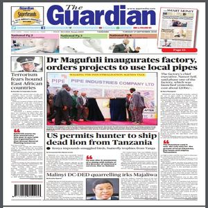 17 sept 2019  THE GUARDIAN