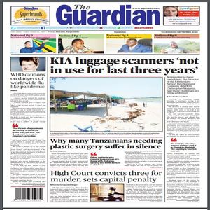 19 sept 2019  THE GUARDIAN