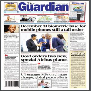 20 sept 2019  THE GUARDIAN
